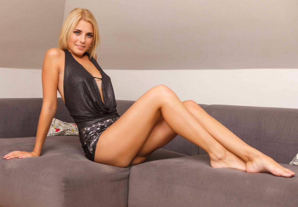Leggy Blonde West London Escorts